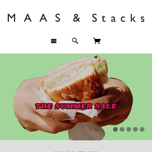 MAAS & Stacks