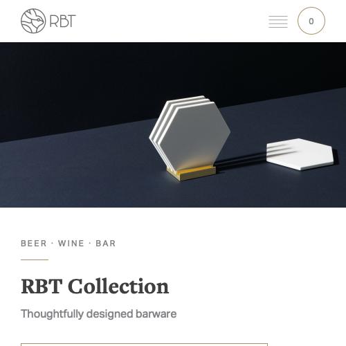 RBT Barware