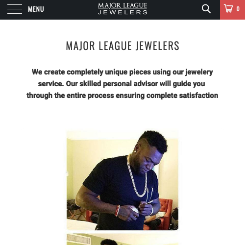 Major League Jewelers