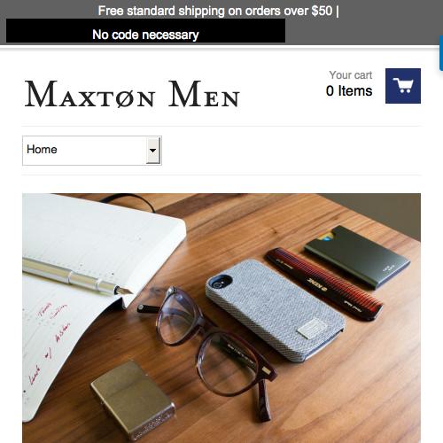 Maxton Men