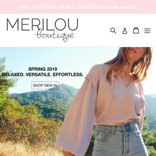 Merilou Boutique