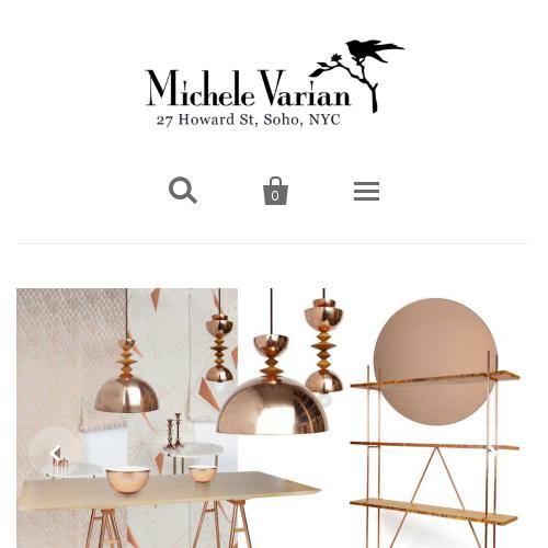 Michele Varian Shop