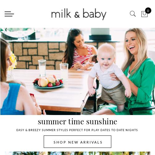 Milk & Baby