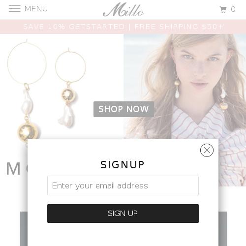 Millo Jewelry