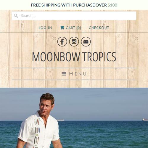 Moonbow Tropics
