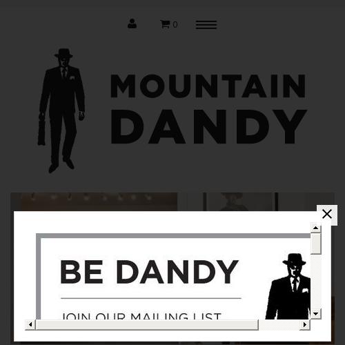 Mountain Dandy