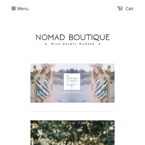 Nomad Boutique