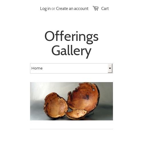 Offerings Gallery