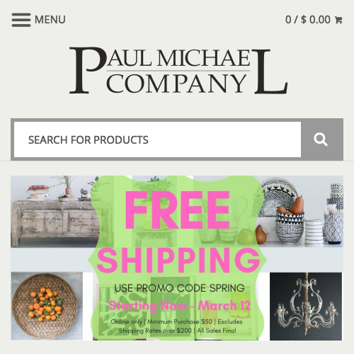 Paul Michael Company