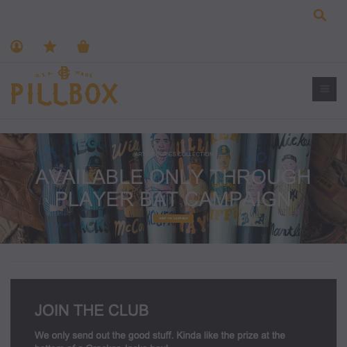 Pillbox Bat Company