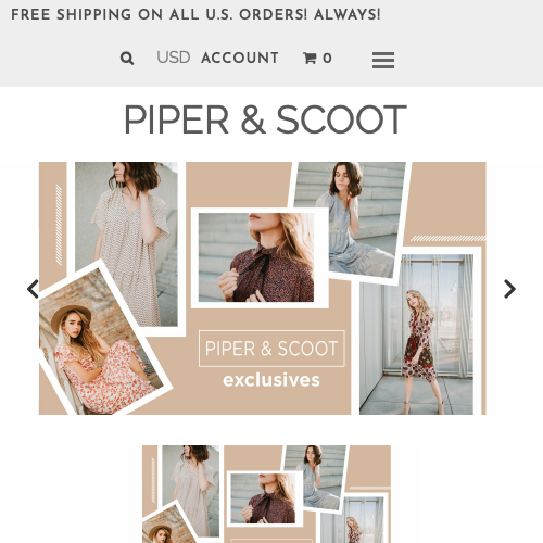 Piper & Scoot