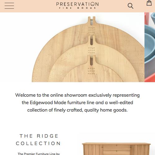Preservation Fine Goods