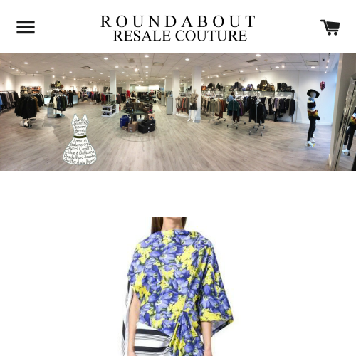 Roundabout Resale Couture