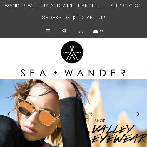 Sea + Wander
