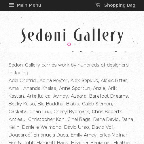 Sedoni Gallery