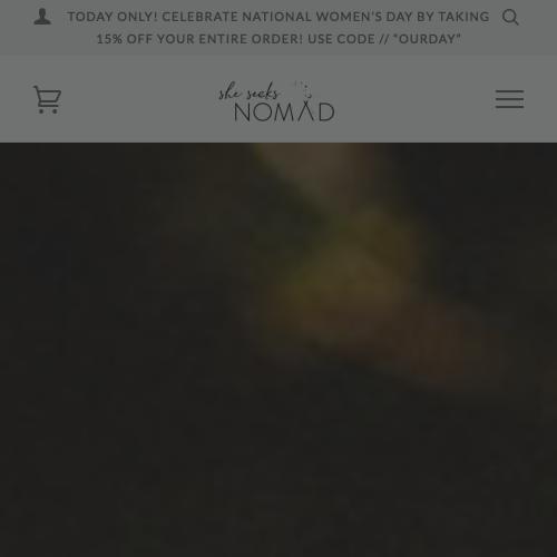 she seeks nomad