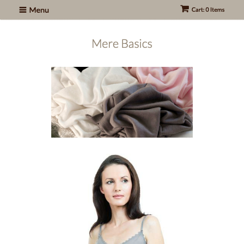 Mere Basics