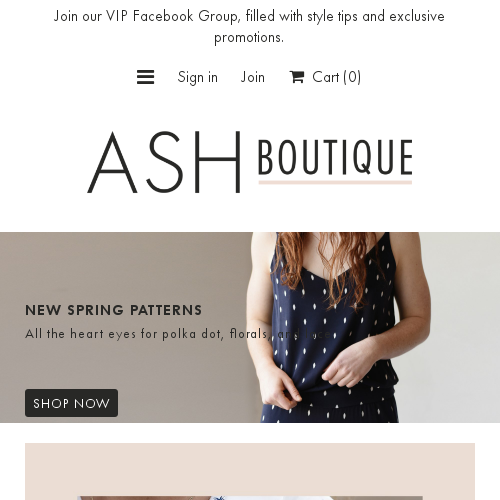 Ash Boutique