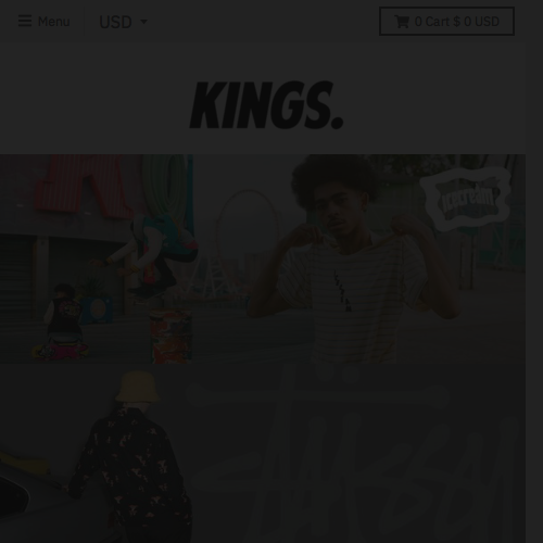SHOPATKINGS