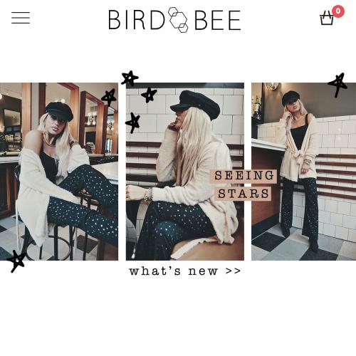 BIRD BEE
