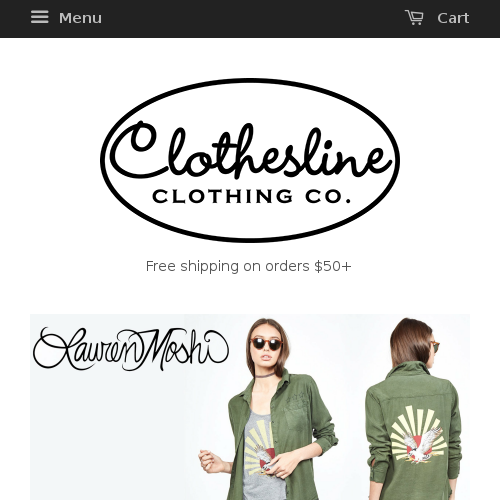 Clothesline Clothing Co