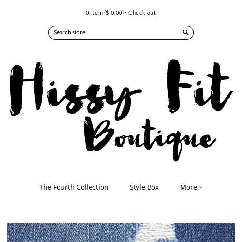 Hissy Fit Boutique