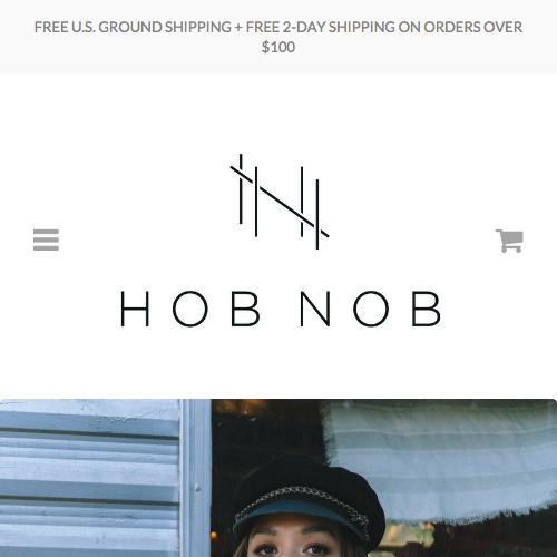 The Hob Nob Shop