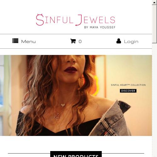 Sinful Jewels