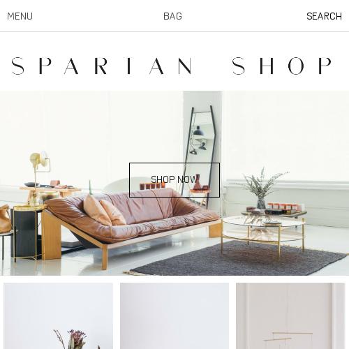 Spartan Shop