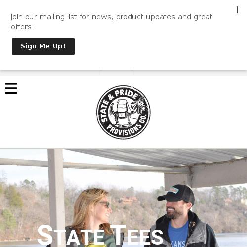 State & Pride Provisions Company