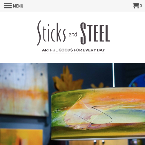Sticks and Steel