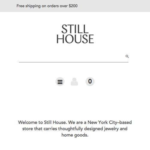 Still House NYC