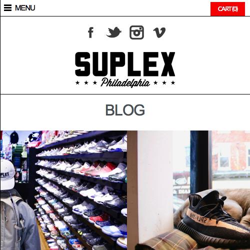 Suplex Philadelphia
