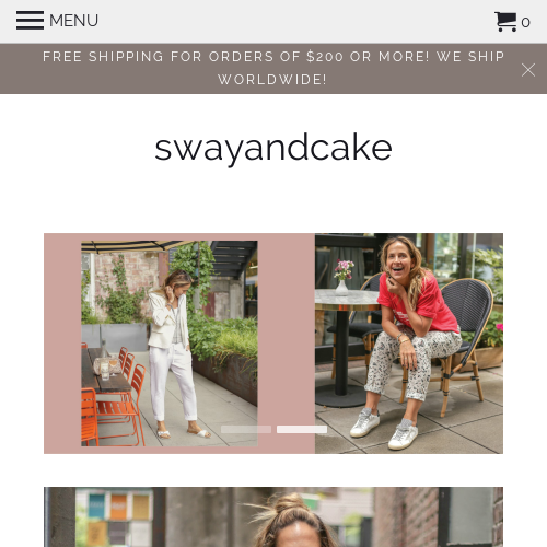 Sway and Cake