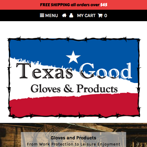 Texas Good Gloves
