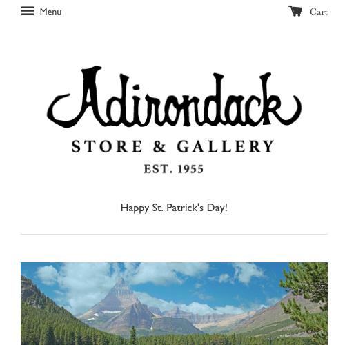 Adirondack Store & Gallery