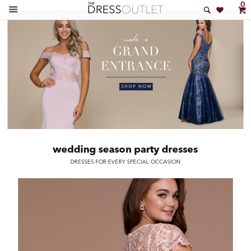 The Dress Outlet
