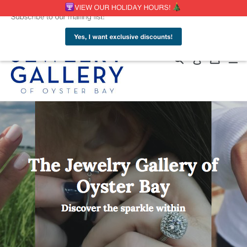 The Jewelry Gallery of Oyster Bay