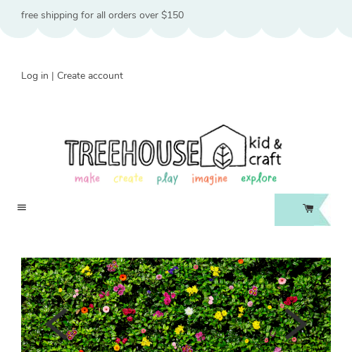 TREEHOUSE kid and craft