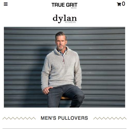 True Grit / dylan