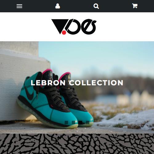Vices Sneaker Boutique
