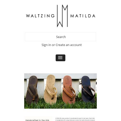 Waltzing Matilda USA