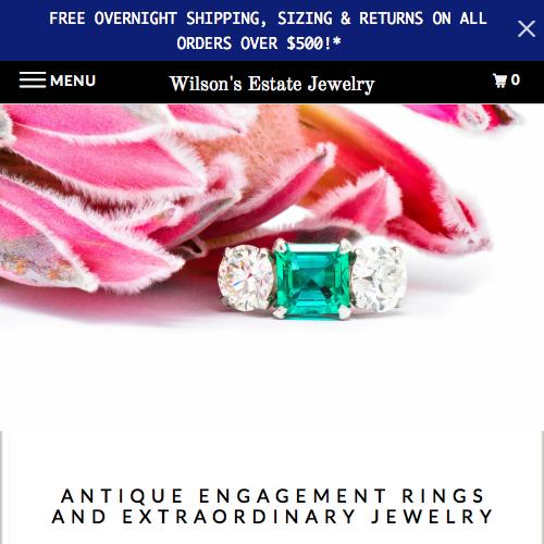 Wilson's Estate Jewelry