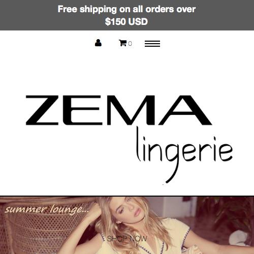 Zema Lingerie