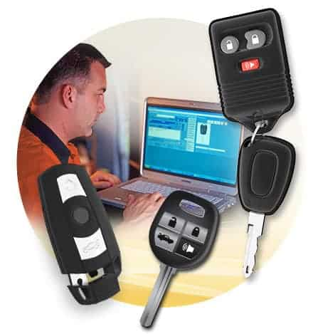 Fast Effortless Car Key Replacement - car key replacement - All Valley Pop-A-Lock®can duplicate your vehicle smart Car Key Replacement quickly and less expensive than the dealership. We can meet you wherever you are and in most cases create your smart key on the spot. All Valley Pop-A-Lock technicians are thoroughly trained to perform programming of transponder, VAT & smart keys for any make or model vehicle, and we guarantee our work to be of the highest level.