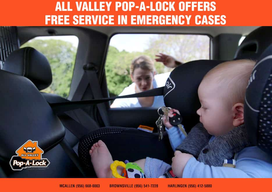 FREE Emergency Car Door Unlocking