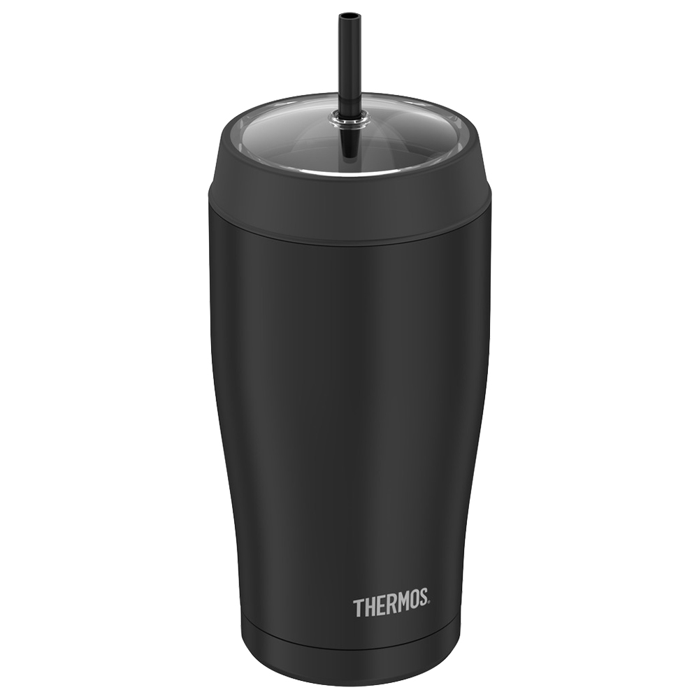 Thermos Stainless King™ Vacuum Insulated Cold Cup with Str