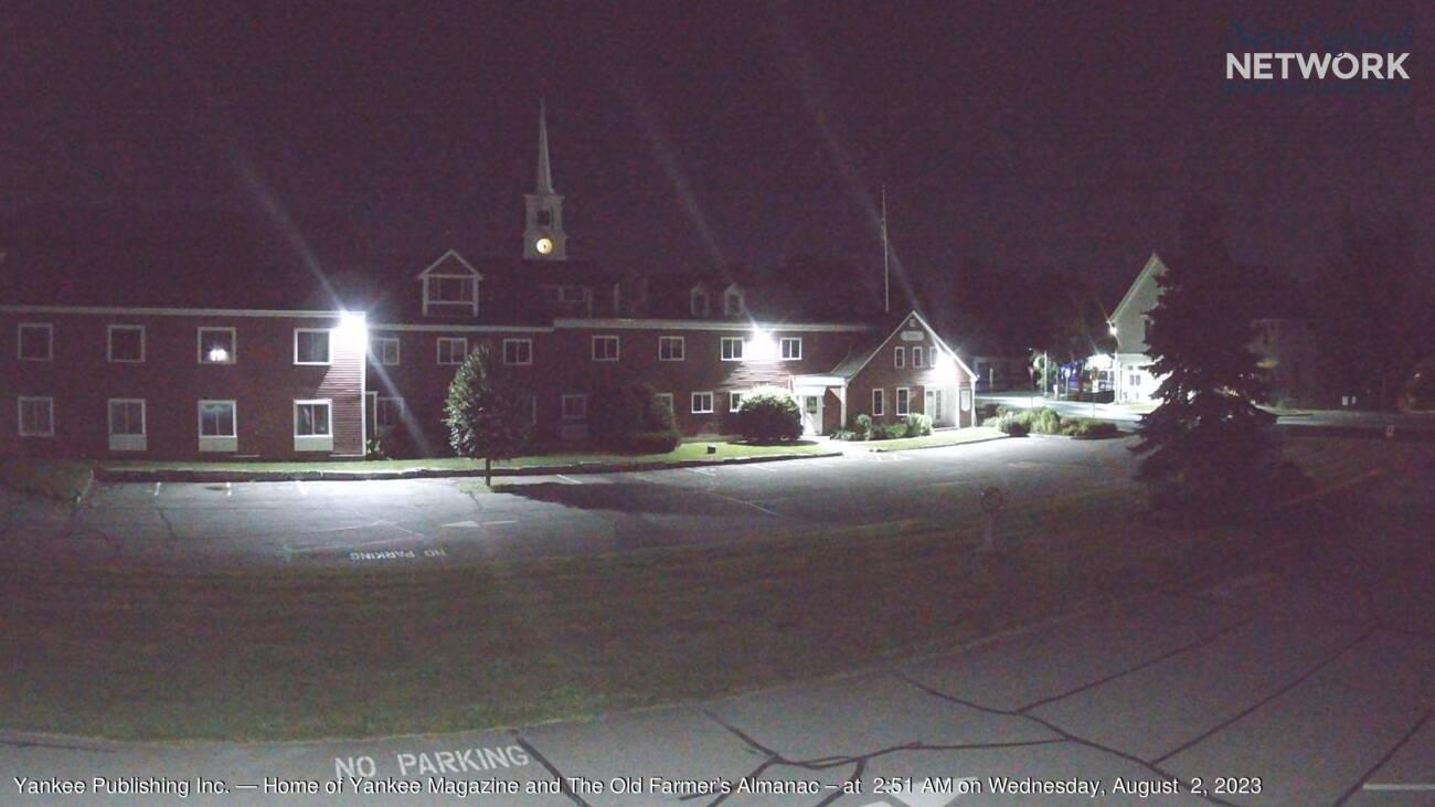 Yankee Magazine Headquarters Webcam - New England Today