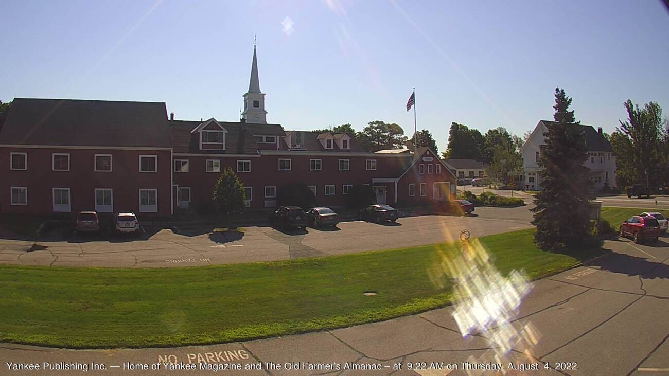The Yankee Webcam from Dublin, NH