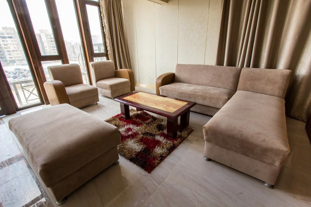 شقق مفروشة للايجار في القاهرة ( التعامل مع المالك )